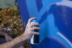 Graffiti Artist Royalty Free Stock Photos
