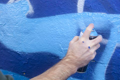 Graffiti Artist Stock Photos