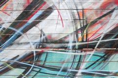 Graffiti background. Stock Photos