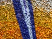 Graffiti background. Graffiti wall detail Royalty Free Stock Image