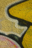 Graffiti background Stock Images