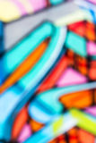 Graffiti Background Stock Images
