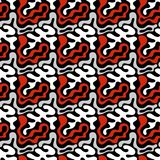 Graffiti Background Urban art seamless pattern. Quality vector illustration for your design Stock Photography