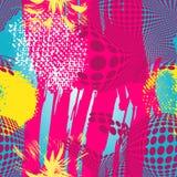Graffiti beautiful abstract background vector illustration. Vector eps 10 royalty free illustration