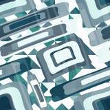 Graffiti beautiful seamless pattern vector illustration grunge effect Stock Photo