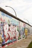 Graffiti in Berlin Royalty Free Stock Photo