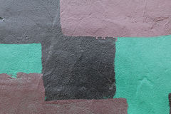 Graffiti of cement wall. Stock Photography