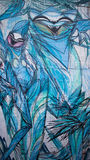 Graffiti ściana Obrazy Royalty Free
