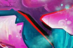 Graffiti colours Stock Photos
