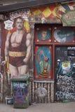 Graffiti in Croatia Stock Photo