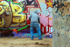 Graffiti culture Royalty Free Stock Images