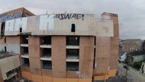 Graffiti de la Nouvelle-Orléans photos libres de droits
