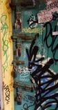 Graffiti de Toronto Photos libres de droits