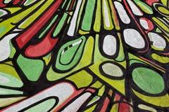 Graffiti design, USA Stock Photos