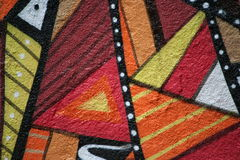Free Graffiti Detail, Madrid Stock Photo - 13763310