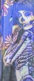 Graffiti di Denver, Colorado Fotografie Stock Libere da Diritti