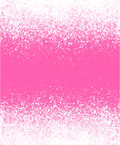Graffiti effect winter gradient background in pink white Stock Images