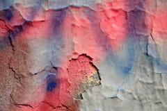 Graffiti en het schilderen stock foto
