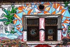 Graffiti 2 stock image