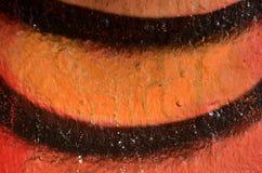Graffiti farby abstrakt Obrazy Stock