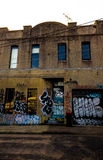 Graffiti-Fotografie Stockbilder