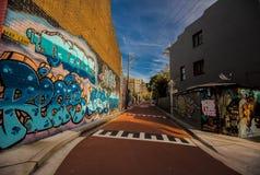Graffiti-Fotografie Lizenzfreies Stockfoto