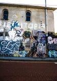 Graffiti-Fotografie Stockfotografie