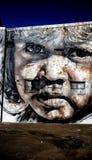 Graffiti-Fotografie Lizenzfreies Stockbild