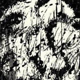 Graffiti grunge background texture vector illustration Stock Images