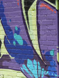 Graffiti III Obraz Royalty Free