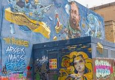 Free Graffiti In Limassol Royalty Free Stock Image - 149722346