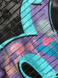 Graffiti Ja Zdjęcia Royalty Free