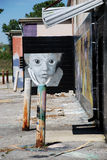Graffiti-Junge Stockfotos