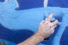 Graffiti-Künstler Stockfotos