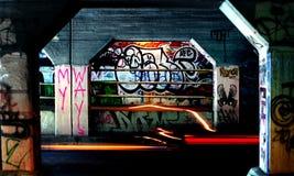 Urban graphics, Atlanta GA stock photography