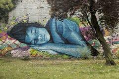 Graffiti-Kunst Stockfotos