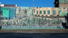 Graffiti, Leon, Nicaragua Fotografie Stock Libere da Diritti