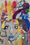 Graffiti, Mural, Street Art Stock Photography
