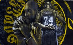 Free Graffiti On The Wall  Royalty Free Stock Photography - 214517977