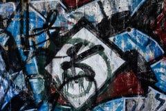 Graffiti painting Royalty Free Stock Image