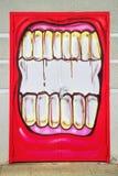 Graffiti - Straatart. Royalty-vrije Stock Fotografie