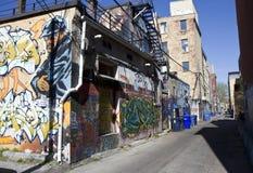 Graffiti street art Royalty Free Stock Photo