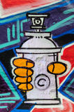 Graffiti Royalty Free Stock Images