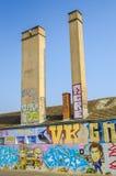 Graffiti, street art Stock Photo