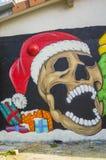 Graffiti, street art Royalty Free Stock Photo