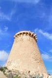 Graffiti Tower Royalty Free Stock Photo