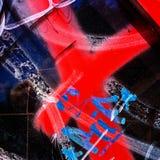 Graffiti in the urban Royalty Free Stock Photo