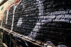 Graffiti urbani Immagine Stock
