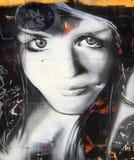 Graffiti van de muur Royalty-vrije Stock Fotografie