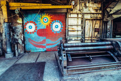 Graffiti w Tel Aviv Obrazy Stock